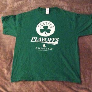 Celtics playoff T-shirt